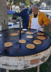 Pancakes in the Park - Fundraiser @ Pancakes in the Park | New Smyrna Beach | Florida | United States