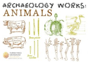 "Matinee Program / Archaeology Works ""Animals"" @ New Smyrna Museum of History"